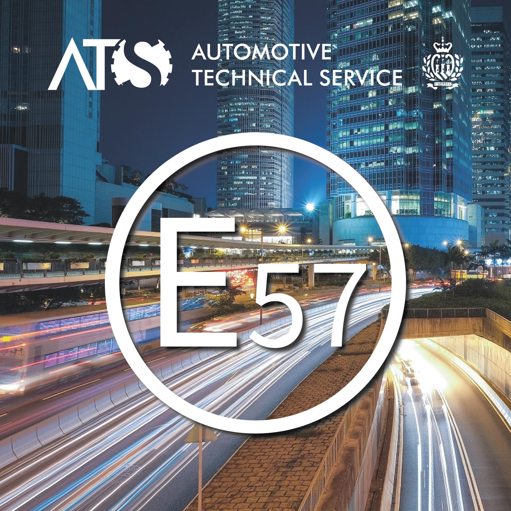 E57 ats certificazione