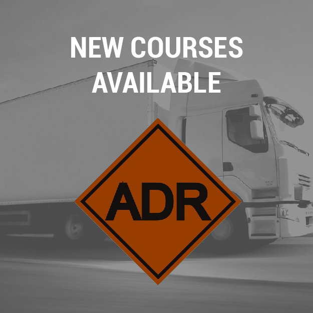 New courses ADR