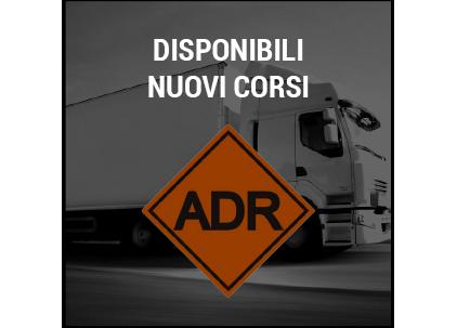 news ADR NUOVI CORSI