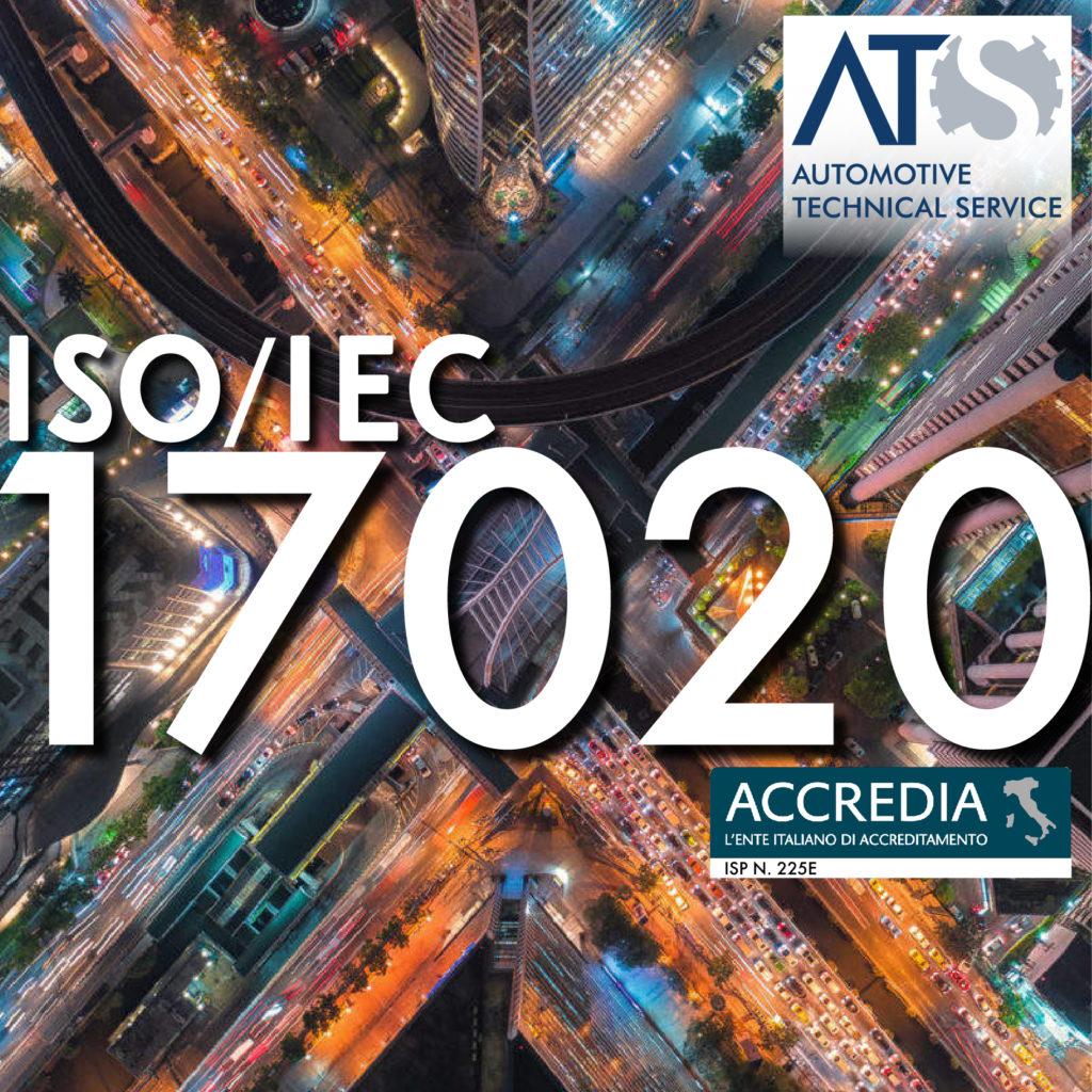 ISO 17020 ATS